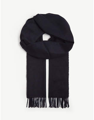 Johnstons woven scarf