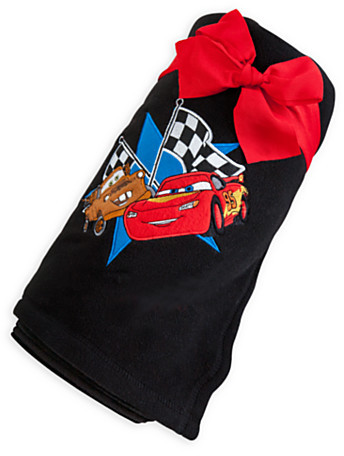 Disney Cars Fleece Throw