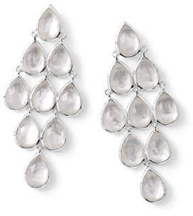 Ippolita 925 Rock Candy Teardrop Cascade Earrings in Mother-of-Pearl