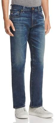 AG Jeans Matchbox Slim Fit Jeans in 12 Years River Veil