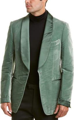 Tom Ford Velvet Silk Blazer
