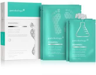 Patchology PoshPeel(TM) Pedi Cure Foot Treatment