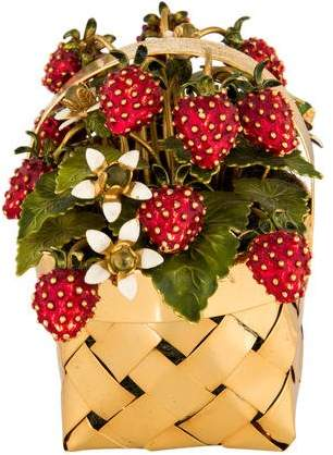 Buy Vintage Strawberry Basket!