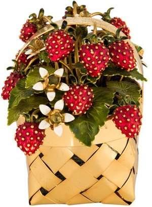Cartier Vintage Strawberry Basket