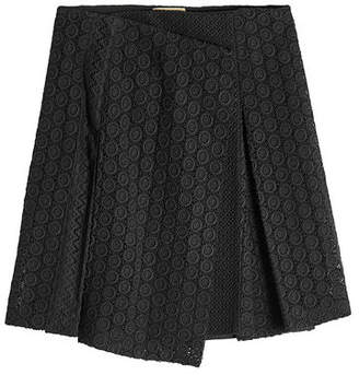 Burberry Lace Skirt