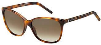 Marc Jacobs 78-S 57mm Tortoise Square Sunglasses