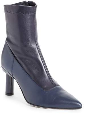 Jagger Patent-Trimmed Leather BootsTibi DCAK1nk