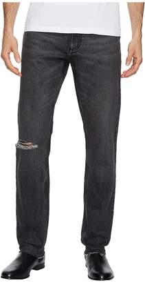 Calvin Klein Jeans Slim Fit Jeans in Elmo Black Raw Men's Jeans
