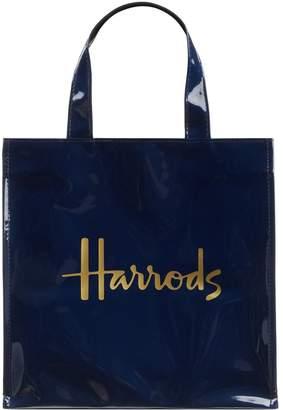 Harrods Small Logo Shopper Bag