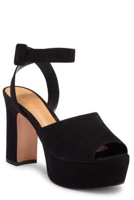 Schutz Taune Ankle Strap Platform Sandal