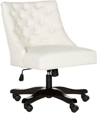 Safavieh On Tufted Swivel Desk Chair
