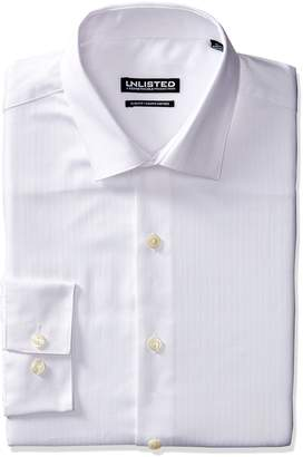 Kenneth Cole New York Kenneth Cole Unlisted Men's Slim Fit Dress Shirt