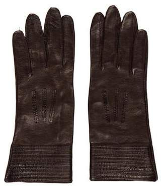 Giorgio Armani Leather Gloves