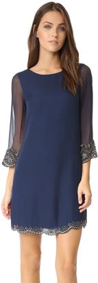 alice + olivia Frieda Dress $495 thestylecure.com