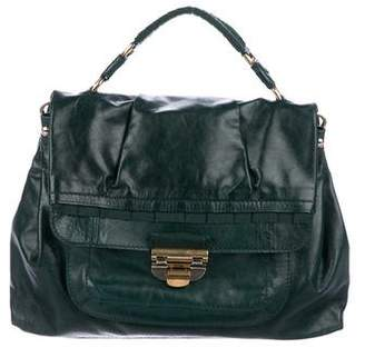 Nina Ricci Large Leather Satchel