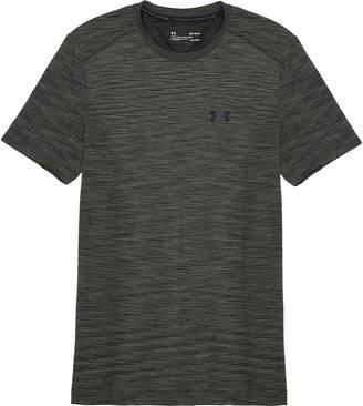 Under Armour Threadborne Seamless Short-Sleeve Shirt - Men's