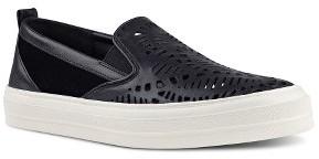 Women's Nine West Oletta Slip-On Cutout Sneaker $88.95 thestylecure.com