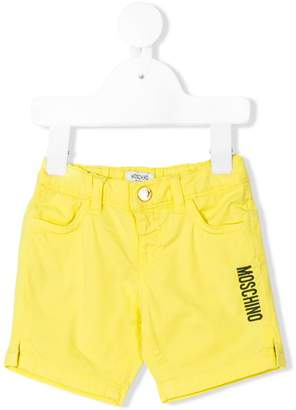 Moschino Kids branded shorts