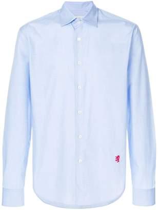 Pringle poplin button shirt