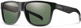 Smith Men's Lowdown Rectangular Sunglasses