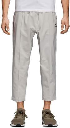 adidas Pinstripe Cropped Pants