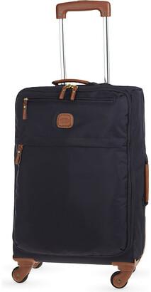Bric's Brics X-Travel four-wheel suitcase 55cm, Ocean blue