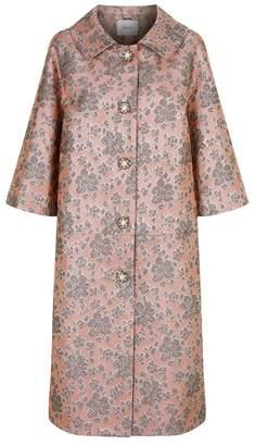 Erdem Sorayah Floral Coat