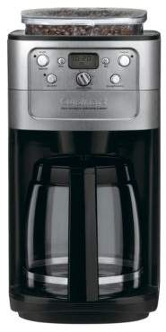 Cuisinart 12- Cup Grind and Brew Automatic Coffeemaker