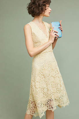 Donna Morgan Daisy Lace Dress