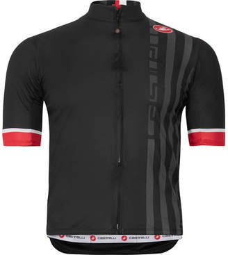 Podio Doppio Striped Prosecco Gt Mesh Cycling Jersey