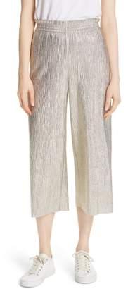 Alice + Olivia Elba Paperbag Crop Pants