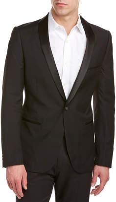 Paisley & Gray Paisley & Grey Slim Fit Tuxedo Jacket