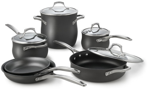 Calphalon Calphalon Unison Nonstick 10-Piece Cookware Set