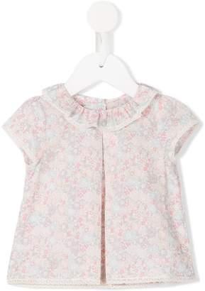 Tartine et Chocolat floral print blouse