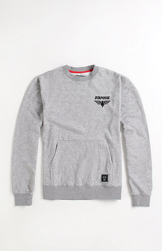 Rogue Status Patched Crew Fleece