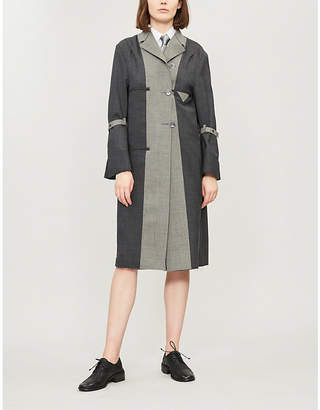 714c4348440 Thom Browne Grey Coats for Women - ShopStyle Australia