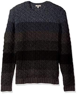 Calvin Klein Jeans Men's Ombre Stripe Sweater