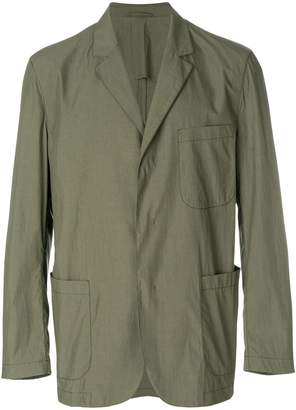 Tonello Cs green unlined jacket