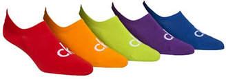 Calvin Klein Five-Pack Pride No-Show Socks
