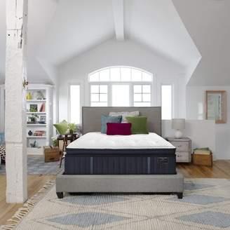 """Stearns & Foster Estate 14.5"""" Plush Euro Pillowtop Mattress"""