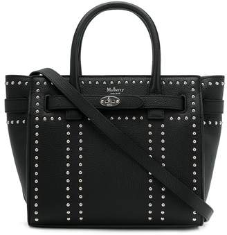 Mulberry Mini Studded Bayswater tote bag