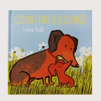 The White Company Counting Blessings Book By Emma Dodd