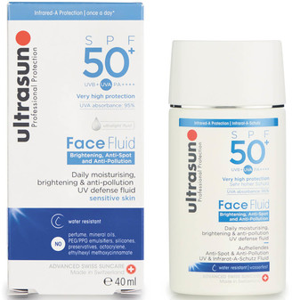 Ultrasun SPF 50+ Anti-Pollution Face Fluid 40ml