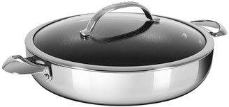 Scanpan HaptIQ Non-Stick Chef Pan & Lid - 32cm