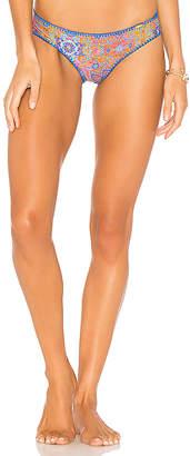 Luli Fama Stitched Bikini Bottom