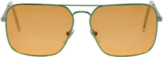 Green and Orange Super Edition Iggy Sunglasses
