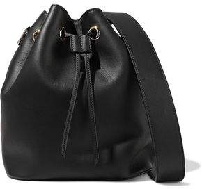 Iris & Ink Maria Leather Bucket Bag