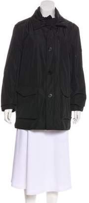 Tumi Padded Short Coat