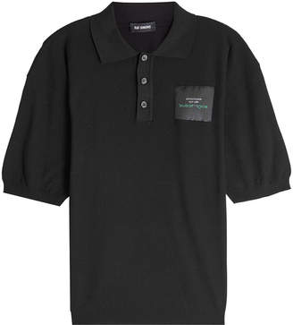 Raf Simons Cotton Polo Shirt