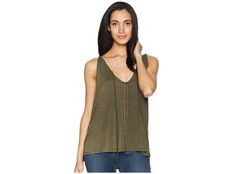 Free People Scarlett Tank Top Women's Sleeveless